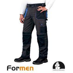 Spodnie robocze LEBER&HOLLMAN roz. M JAKOŚĆ! Spodnie