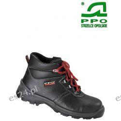 Buty, obuwie robocze wzór 0373 r.43 PPO WYTRZYMAŁE Odzież wierzchnia