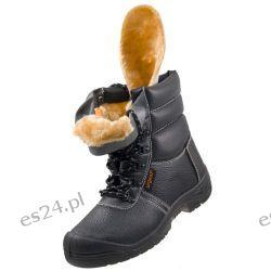 Buty, obuwie robocze URGENT 112OB r.45 OCIEPLANE Przemysł