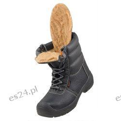 Buty, obuwie robocze URGENT 112SB r.43 OCIEPLANE Obuwie