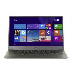 Dell XPS 9343 i5-6200U 8GB 13 3  QHD+ 256GB HD 520 Win10 Srebrny (WYPRZEDAŻ- wymieniona matryca  sprawny z kompletem wyposażenia) (9343-9122) 2Y NBD...