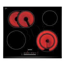 Płyta Ceramiczna Siemens ET651FN17E (4-polowa Czarny)...