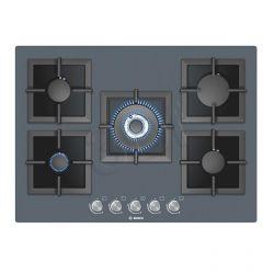 Płyta Gazowa Bosch PPQ719B21E (5-polowa ciemno srebrna)...