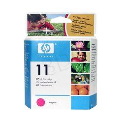 HP Tusz Czerwony HP11M=C4837A  1700 str.  28 ml...