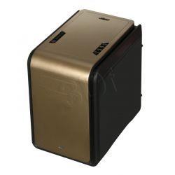 OBUDOWA AEROCOOL DS CUBE GOLD USB3.0 CZARNO-ZŁOTA...