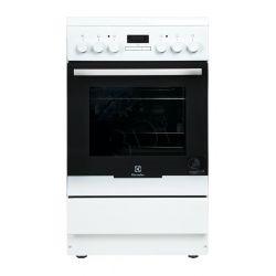 Kuchnia Electrolux EKC54550OW (Płyta Ceramiczna Piekarnik Elektryczny szer. 500mm Biały)...