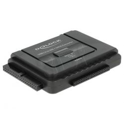 DELOCK ADAPTER USB 3.0 - SATA / IDE 40PIN / IDE 44PIN + ZEW. ZASILANIE...