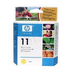 HP Tusz Żółty HP11Y=C4838A  1700 str.  28 ml...