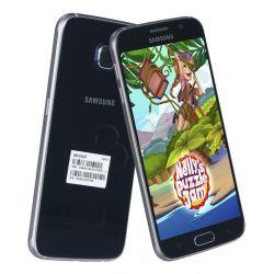 Smartphone Samsung Galaxy S6 (G920F) 32GB 5 1  czarny LTE...