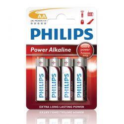 Philips Bateria alkaiczna LR6 blister 4szt....