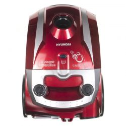 Odkurzacz Hyundai VC 004 R (z workiem 1200W czerwono-szary)...