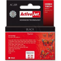 ActiveJet AC-20R tusz czarny do drukarki Canon (zamiennik Canon BC-20, BX-20) Premium...