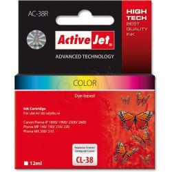 ActiveJet AC-38R tusz trójkolorowy do drukarki Canon (zamiennik Canon CL-38) Premium...