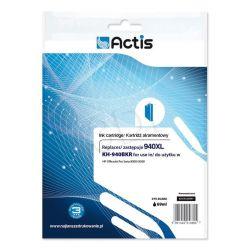 Actis KH-940BKR tusz czarny do drukarki HP (zamiennik HP 940XL C4906AE) Standard...