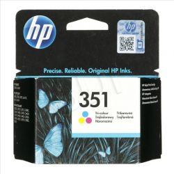HP Tusz Kolor HP351=CB337EE, 170 str., 3.5 ml...