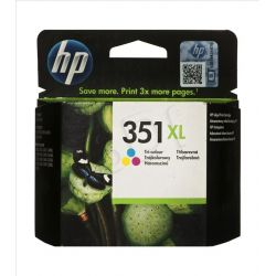 HP Tusz Kolor HP351XL=CB338EE, 580 str., 14 ml...