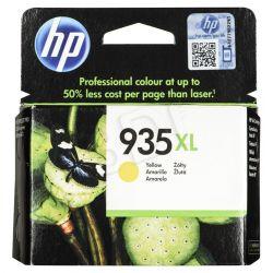 HP Tusz Żółty HP935XL=C2P26AE, 825 str....