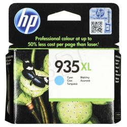 HP Tusz Niebieski HP935XL=C2P24AE, 825 str....