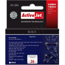 ActiveJet AH-26N tusz czarny do drukarki HP (zamiennik HP 26 51626A) Supreme...