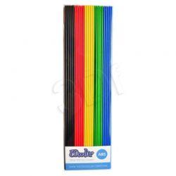 3Doodler Zestaw wkładów czarny / czerwony / żółty / zielony / niebieski ABS...