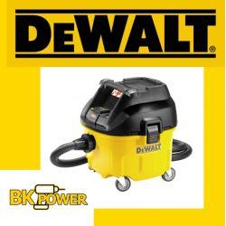 Odkurzacz przemysłowy 30l - Klasa L DWV901L 1400W