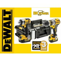 DEWALT DCK254M2T DCD995 DCF880 WKRETARKA KLUCZ 18V