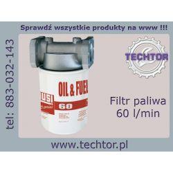 Filtr wstępny do paliwa, oleju, ON CF60 PIUSI