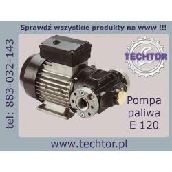 Pompa do paliwa, oleju napędowego - PIUSI E120