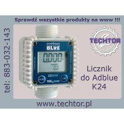 Przepływomierz K24, Licznik do AdBlue - PIUSI