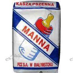 Kasza manna 1kg PZZ Białystok