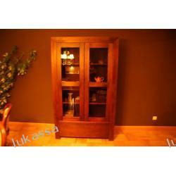 meble drewniane komplet klasycznych mebli, buk, dąb etc.
