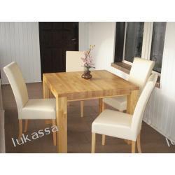 stół brzozowy 100% drewno