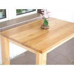 stół jesion, wykonany z drewna jesionowego,