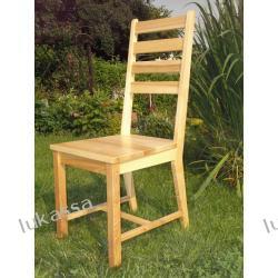 krzesła drewniane lite drewno jesion
