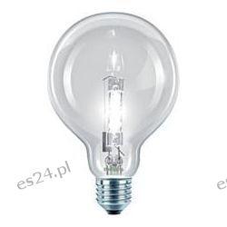 PHILIPS Żarówka halogenowa EcoClassic Globe 42W G95 E27 230V