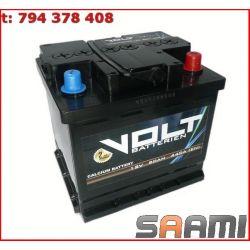 Akumulator 12V 50Ah 440A P+ VOLT