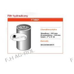 Filtr hydrauliczny FT4921,CASE,NEW HOLLAND,SAME ODPOWIEDNIK:244192700,244194100/IVECO-1909130/MANN-W1150/2 ,DONALDSON-P556007