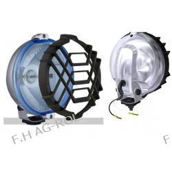 Halogen Drogowy reflektor - chromowany, błękitny 12v/24v (FI 152mm) Części do maszyn rolniczych