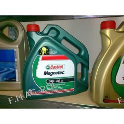 Olej silnikowy CASTROL MAGNATEC 5W40 5W-40 C3 4L  mamy filtry