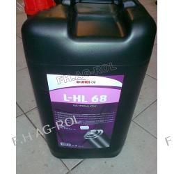 Olej hydrauliczny L-HL 68 opakowanie 30 litrów,firmy-LOTOS