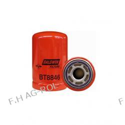 Filtr hydrauliki BALDWIN BT8846  zamiennik: JOHN DEERE-F023753; DONALDSON-P163542; CASE-D122562; CLAAS-578464.0; VALTRA-5006793; MANN-FILTER WH 945/1