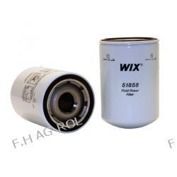 Filtr hydrauliki WIX nr:51858, odpowiednik:JC Bamford 32/901401; Donaldson P550148; Fleetguard HF6177 'HC7906 ;Baldwin BT351;MANN & HUMMEL W1374/2;CLAAS 679433.0; NEW HOLLAND 80457412