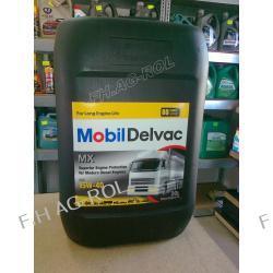 Mobil Delvac MX 15W-40 opakowanie 20 litrów.Olej silnikowy Myjki i odkurzacze