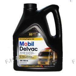 MOBIL DELVAC XHP EXTRA 10W/40 4 litry Półsyntetyczne