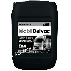 MOBIL DELVAC XHP EXTRA 10W/40 OPAKPOWANIE: 20 L Półsyntetyczne