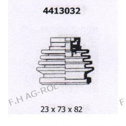 OSŁONA PRZEGUBU Z ŁOŻYSKIEM KRAFT 4413032 , FIAT:Cinquecento900 ;FIAT:Uno 87- ;SEAT:Marbella 900 9.98-9.99 Osłony i odboje