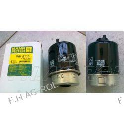 Filtr paliwa MANN-FILTER WK 8113 , zastosowanie:JCB-3X,4X, nr:32/925694