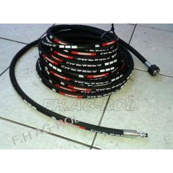 Wąż przewód 15-metrów do myjni,myjki KARCHER ,400 BAR, TEMP: DO 155° ,DN08 ,