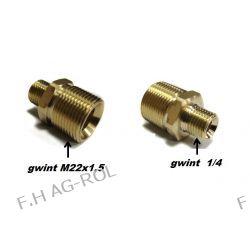 Redukcja Gwint M22 - 1/4 ZEW. do Karcher HD HDS Pozostałe