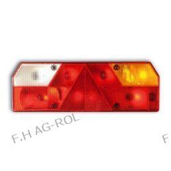 Klosz Lampy tylnej EUROPOINT Prawy z trójkątem (ścięte rogi) Przyczepy, naczepy
